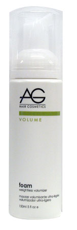 AG Hair_Foam Weightless Volumizer