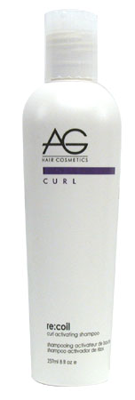 AG Hair_Re Coil Curl Activating Shampoo