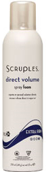 Scruples_Direct Volume Spray Foam