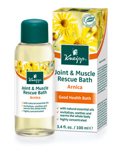 Kneipp_Arnica Joint & Muscle Rescue Bath