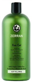 Zerran_Styling Gel - Firm