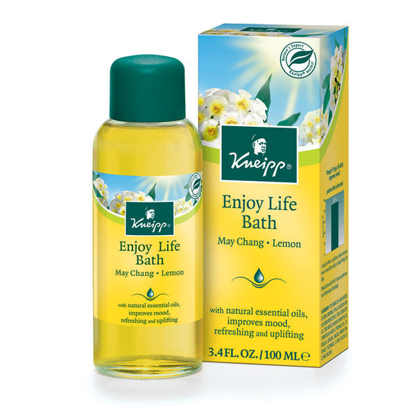 Kneipp_May Chang and Lemon Enjoy Life Bath