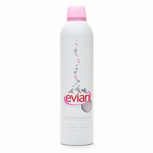 Evian_Mineral Water Spray