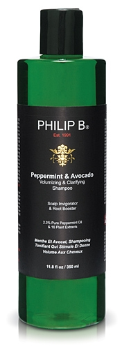 Philip B_Peppermint and Avocado Shampoo