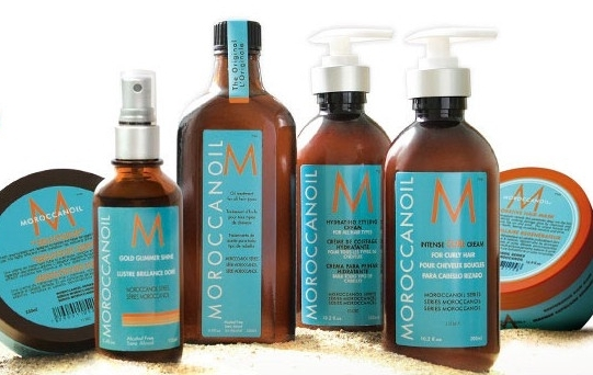 Moroccanoil Intense Curl Cream For Curly Hair Styling