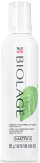 Biolage_Hydro-Foaming Styler (Meduim Hold Mousse)